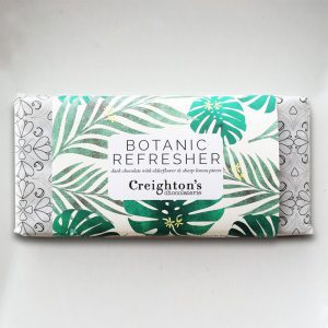 Botanic Refresher Chocolate Bar