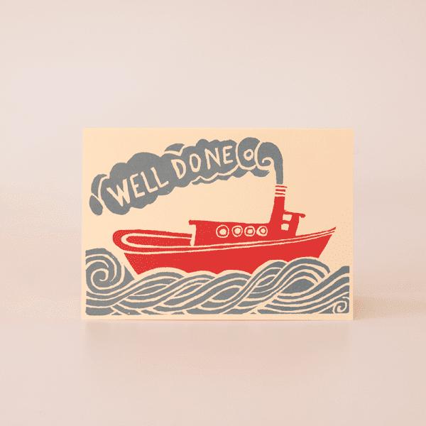 card-welldone