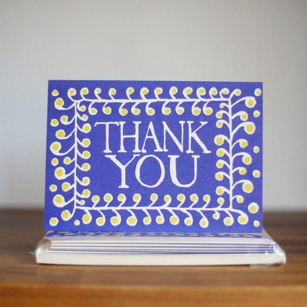 Ten Thank You Cards